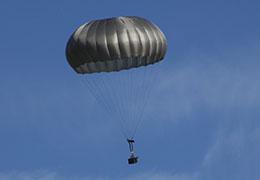 G 10 Cargo parachute