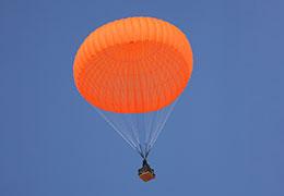 Orange G 11 Cargo parachute