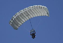 Heavy Load Tactical main parachute