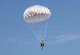 Invasion II Reserve parachute