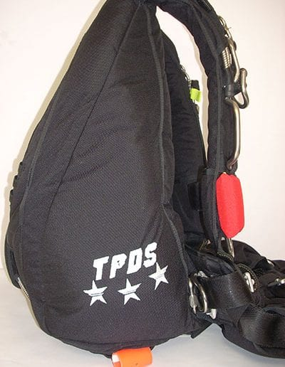 Light Load Tactical container with TPDS logo
