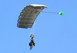 Light Load Tactical main parachute