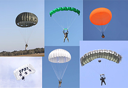 Collage of all TPDS Canopy Products